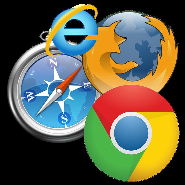 Browser Webdesign